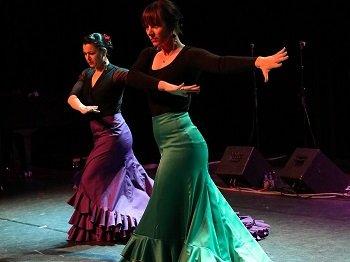 Flamenco danseressen Masflamenco