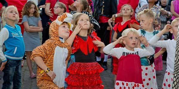 Flamencoworkshop Kinderen Masflamenco.nl