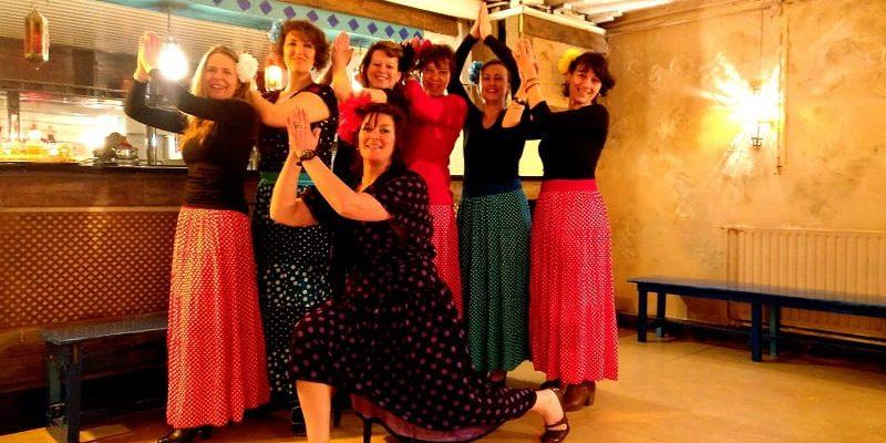 Vrijgezellenfeest Flamenco