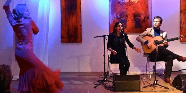 Flamenco optreden