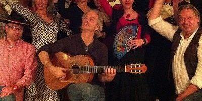 Groepsactiviteit in Utrecht Dansworkshop Flamenco