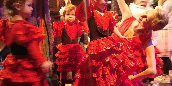 Kinderfeest Flamenco